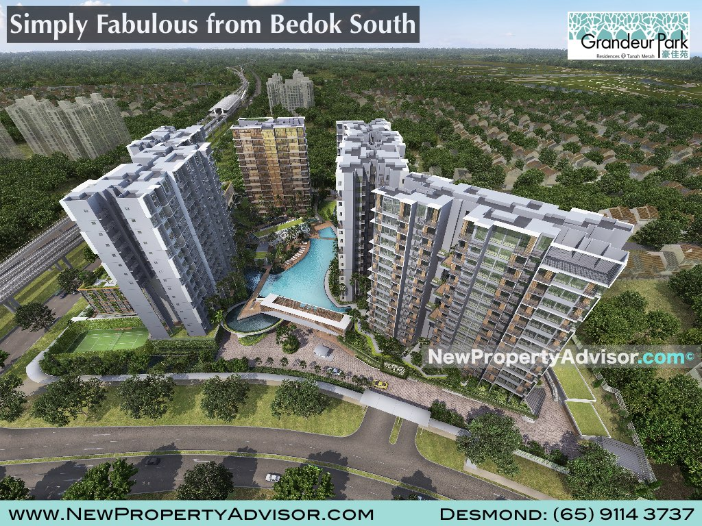 1. Grandeur Park Residences Bedok South