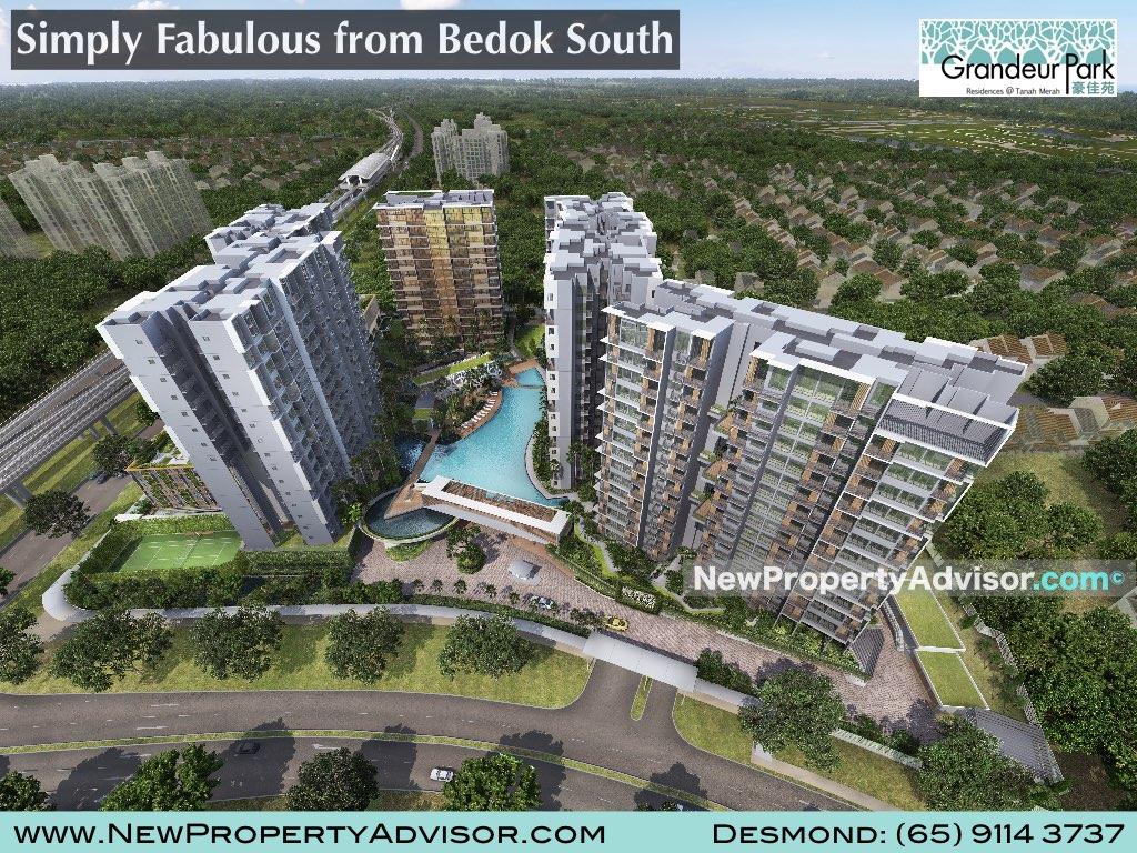 1. Grandeur Park Residences Bedok South