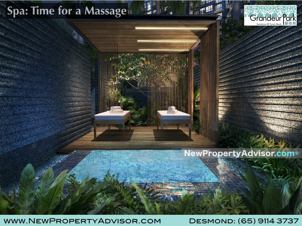 Granduer Park Spa Massage