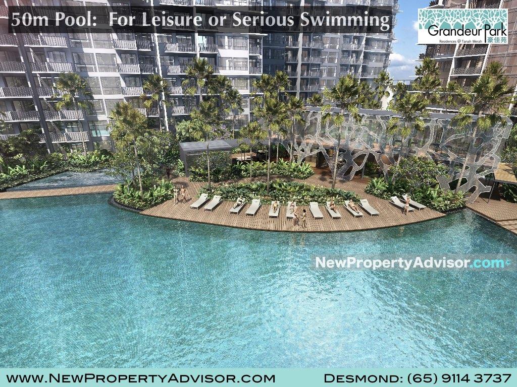Granduer Park 50m pool