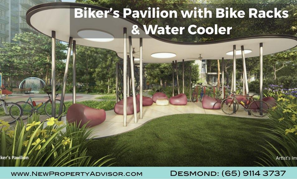 Florence Residences Biker's Pavilion
