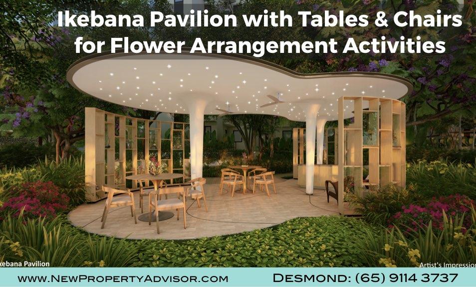 Florence Residences Ikebana Pavilion