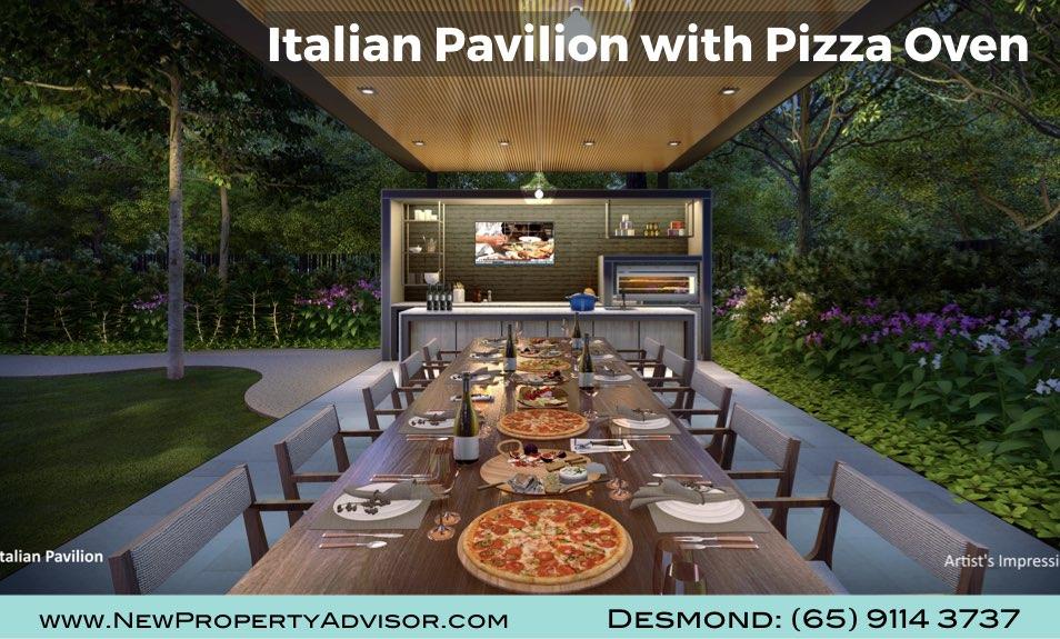 Florence Residences Italian Pavilion