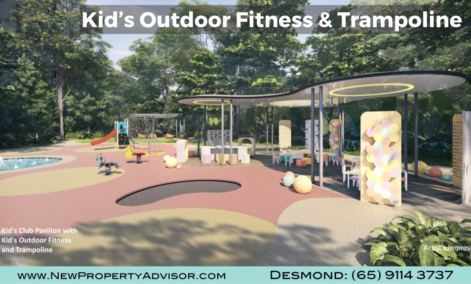 Florence Residences Kids Fitness