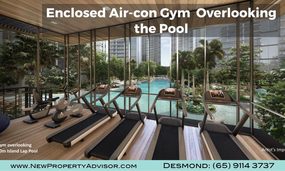 Florence Residences Singapore Gym