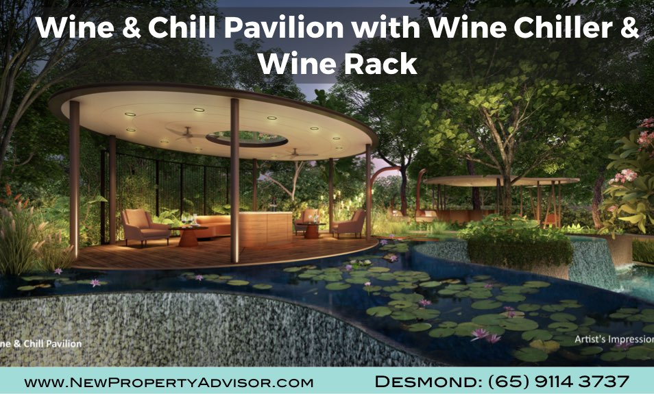 Florence Residences Wine Chill Pavilion