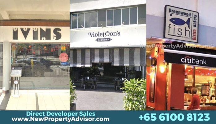 Fourth Avenue Residences nearby food