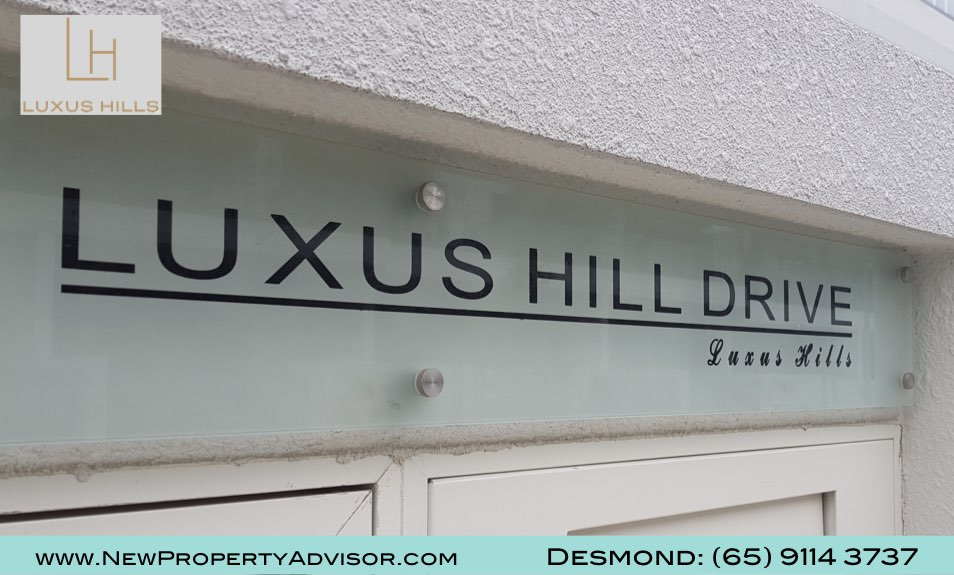 luxus drive off amk ave 5