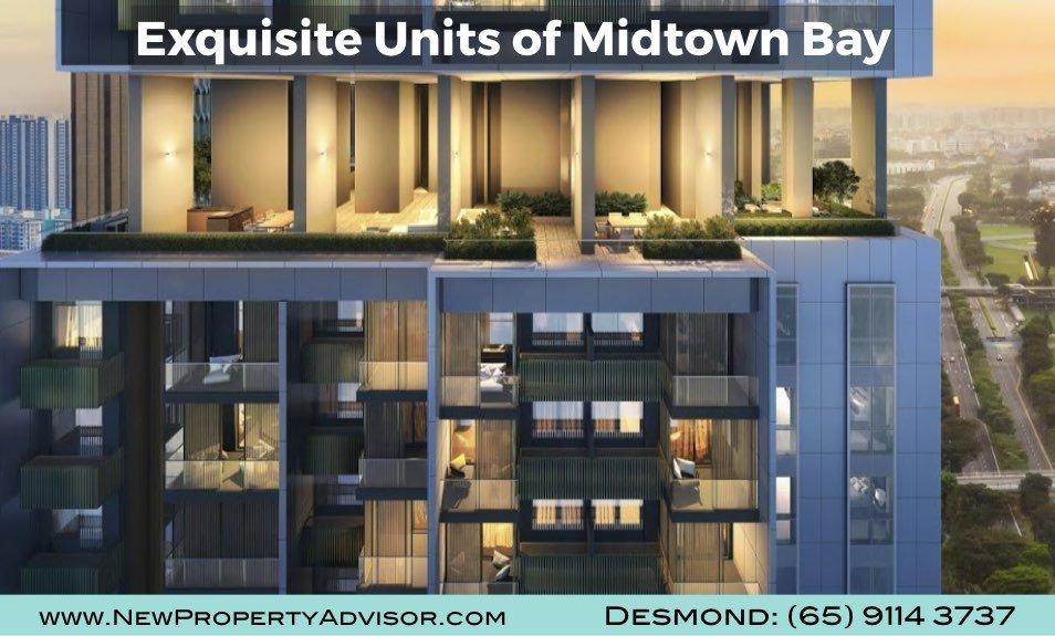 Midtown Bay Bedroom Unit Singapore