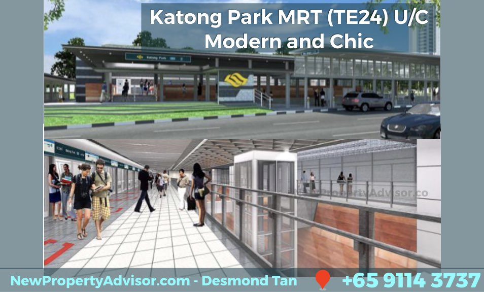 One Meyer Katong Park MRT