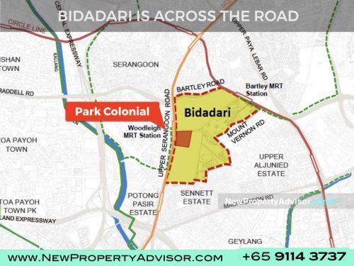 Bidadari Township