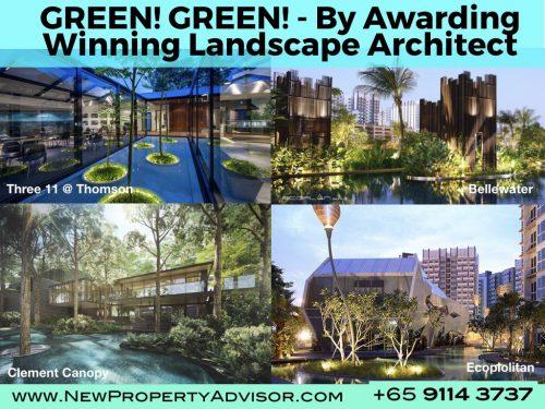 Riverfront Residences Landscape Ecoplan